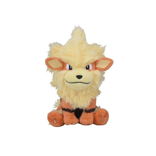 ぬいぐるみ Pokémon fit ウインディ  ポケモンセンターオンライン