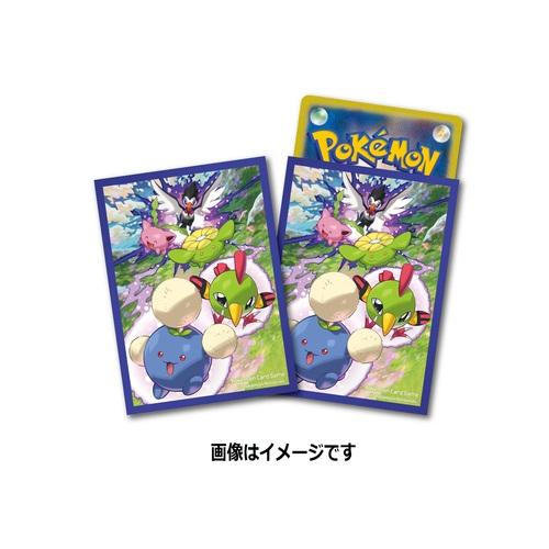 ポケモンカードゲーム デッキシールド ロストマーチ  ポケモン