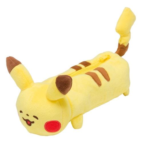 ぬいぐるみペンケース Pokémon Yurutto ピカチュウ  ポケモン