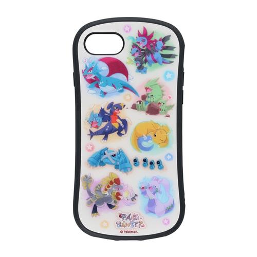 iPhone8/7/6s/6対応ハイブリッドガラスケース TAIKI-BANSEI : ポケモン ...