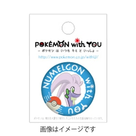 NUMELGON with YOU 缶バッジ