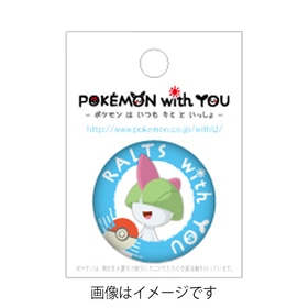 RALTS with YOU 缶バッジ