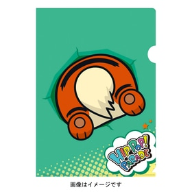 A4クリアファイル HIP POP! PARADE GD