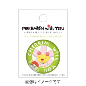 CHERRIM with YOU 缶バッジ