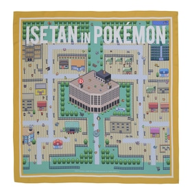 スカーフ ISETAN IN POKÉMON