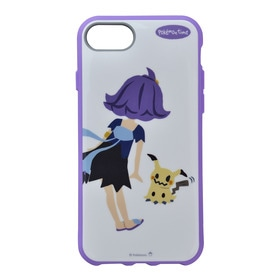 IIIIfit® for iPhone8/7/6s/6 pokémon time ミミッキュ