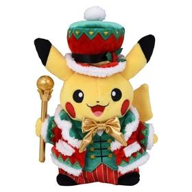 ぬいぐるみ クリスマス2018 ピカチュウ
