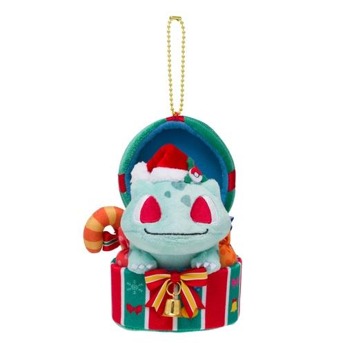 マスコット クリスマス2018 フシギダネ ポケモンセンターオンライン