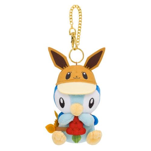 マスコット ポッチャマ Fan Of Pikachueievui ポケモンセンターオンライン