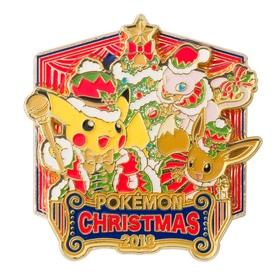ロゴピンズ クリスマス2018