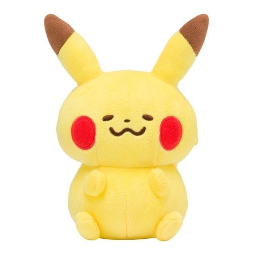 ぬいぐるみ Pokémon Yurutto ピカチュウ2 ポケモンセンターオンライン