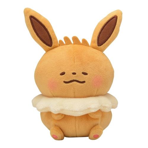 ぬいぐるみ Pokémon Yurutto イーブイ ポケモンセンターオンライン