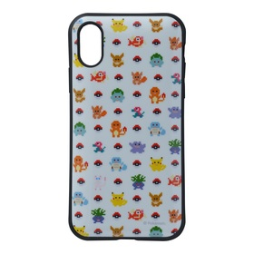IIIIfit® for iPhone Xs/X BL Pokémon white