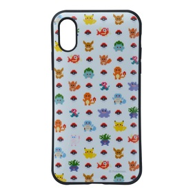 IIIIfit® for iPhone XR BL Pokémon white