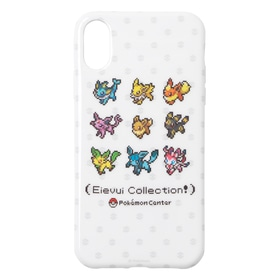 ソフトジャケット for iPhone XR EIEVUI DOT COLLECTION