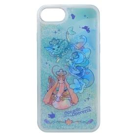 f4dde812e6 ビーズ入りケース for iPhone 8/7/6s/6 Oceanic Operetta. NEW; ポケモンセンターオリジナル