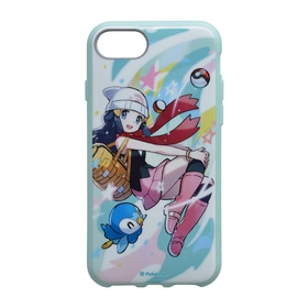 IIIIfi+® for iPhone8/7/6s/6 Pokémon Trainers ヒカリ&ポッチャマ