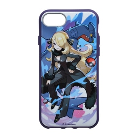 IIIIfi+® for iPhone8/7/6s/6 Pokémon Trainers シロナ&ガブリアス