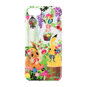 ソフトジャケット for iPhone 8/7/6s/6 Berry's forest,Ghost's castle 森