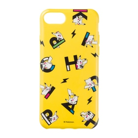 ソフトジャケット for iPhone 8/7/6s/6 PIKAPIKACHU