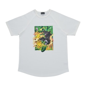 Tシャツ Tag Battle with Pikachu S/M/L