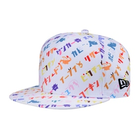 NEW ERA® Youth 9FIFTY™Cap カタカナ総柄
