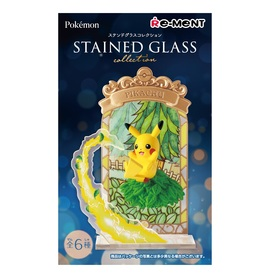 Pokémon STAINED GLASS Collection BOX
