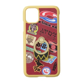 リング付きスマホケース for iPhone 11 Pokémon Trainers DN