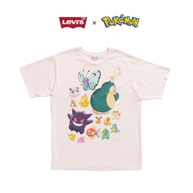 POKEMON UNISEX TEE POKEMON DANCE PARTY BALLER